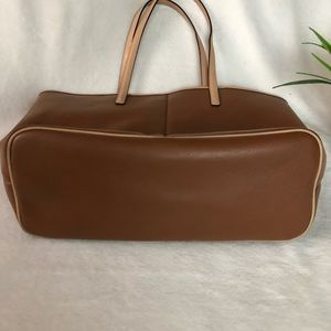 Coach Bags - Coach Metro Horse Carriage Tote in Saddle
